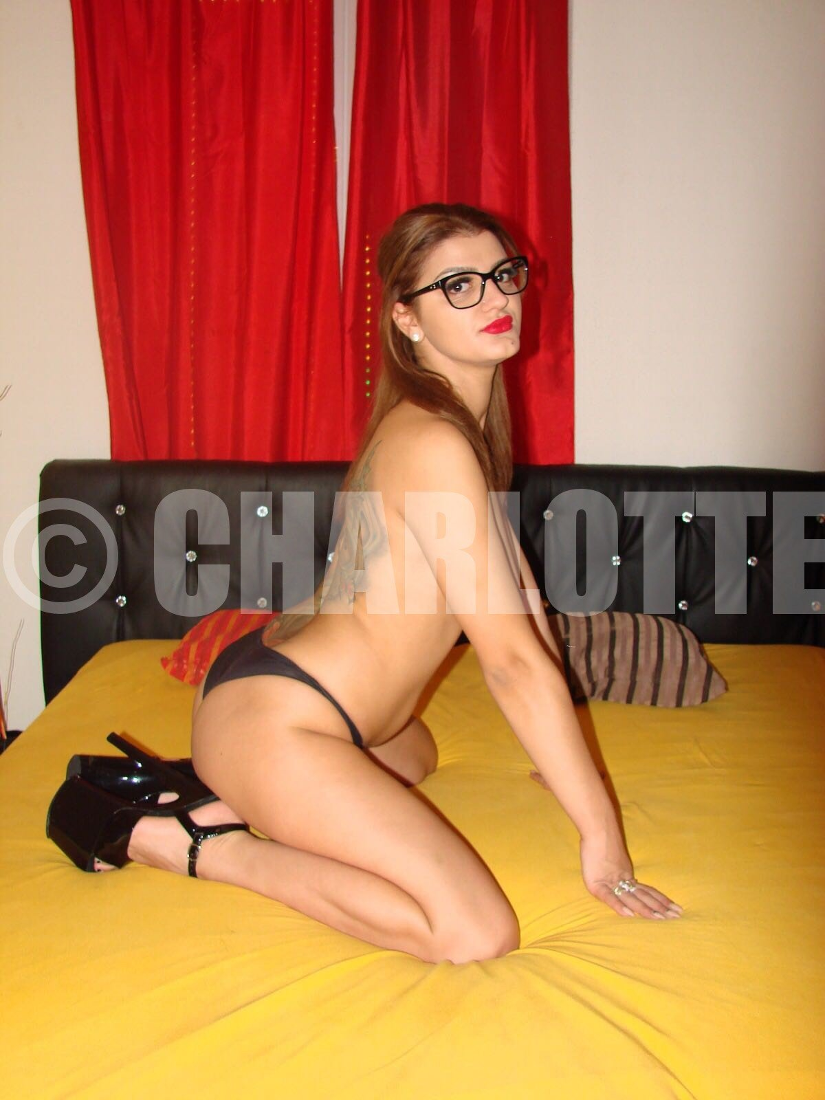 Daniela from Charlotte London Escorts